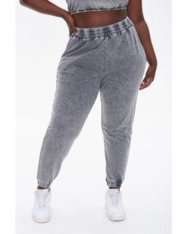 Forever Mineral Wash Joggers