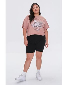 Forever Horse Cropped T-shirt