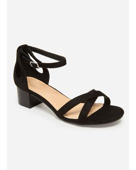 SVARTIR Ashley Heels - WIDE FIT