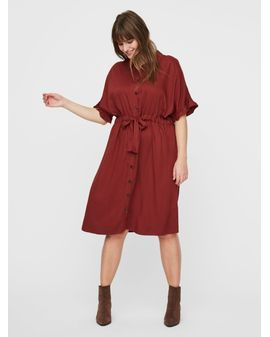 Junarose Alwia Midi dress