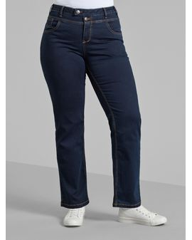 ZIZZI GEMMA LONG - Denim