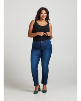 ZIZZI EMILY REGULAR - Denim