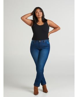 ZIZZI EMILY LONG - Denim