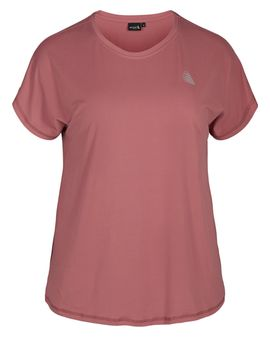 ABASIC Dryfit T shirt - ROSE