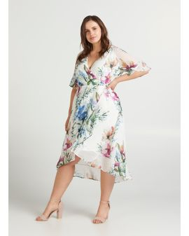 ZIZZI LUNA MIDI dress