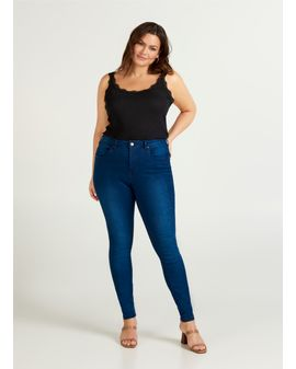 Amy Classic LONG - Denim