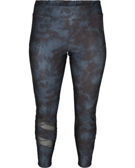 Zizzi Active ROSIN TIe Dye LEGGINGS