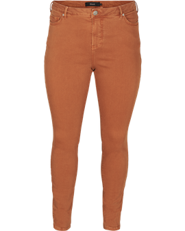 Amy ColorJeans - Brown