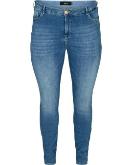 Amy Push-Up Blue Denim