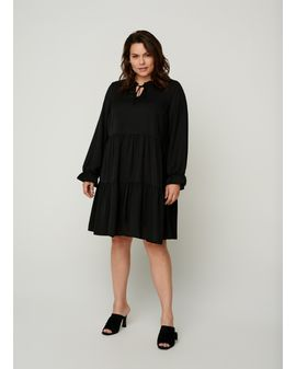 ZIZZI Hanna Dress - BLACK