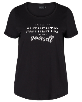ZIZZI Active Authentic T-shirt
