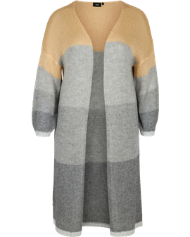 Zizzi Joy Long Cardigan
