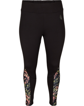 Zizzi Active Flex Print Leggings