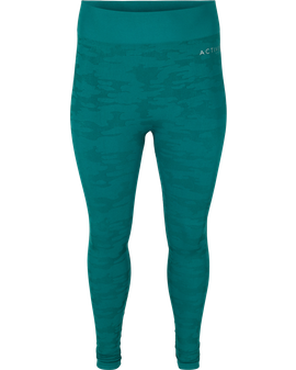 Zizzi Active Kamala Leggings - Balsam green