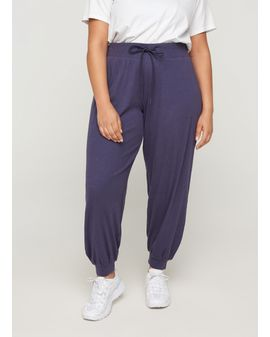 Zizzi Manica Long pants - Odysses Gray