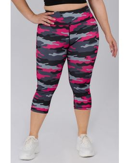 Pink Camo sport leggings
