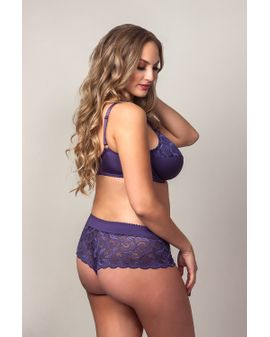 Queen Bae Brazilian Pants - Purple