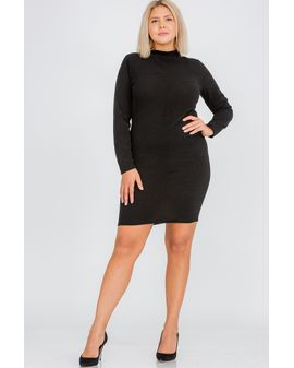 Knit Bodycon kjóll
