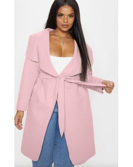 Fashion Duster - Rose Pink