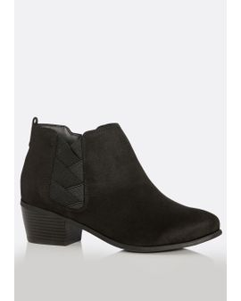 Dracy Booties - WIDE FIT