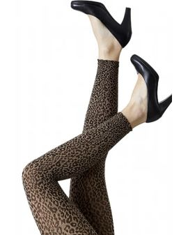 Festival Animal Print leggings