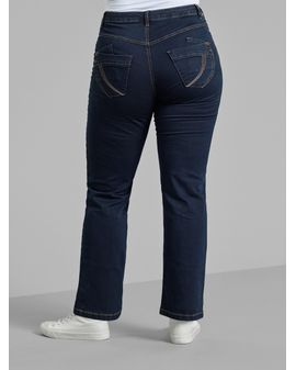ZIZZI GEMMA REGULAR - Denim