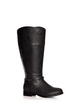 WIDE FIT - Heather Riding boots