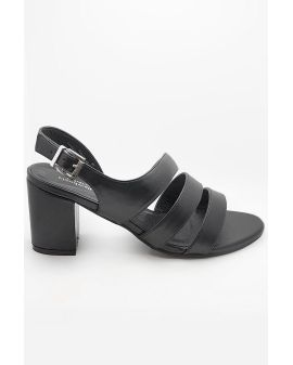 Helen Strappy Sandals - WIDE fit