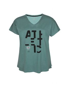 New york T-shirt - Green