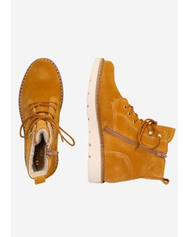 VERO MODA WIDE FIT - Rialo boots - HONEY