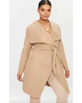 Fashion Duster - Camel