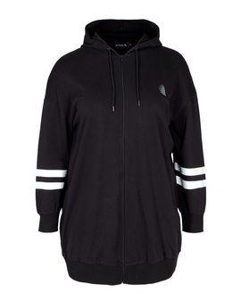 Zizzi Active Chelsea long Sweat
