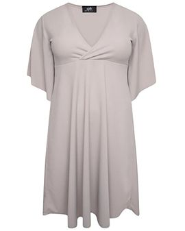 Innocent dress - Silver gray
