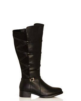 WIDE FIT - Thea Boots