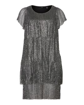 VM Curve Bia Silver Dress