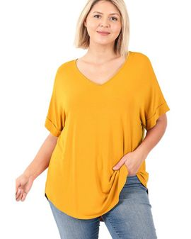 Rayon relax toppur - Golden