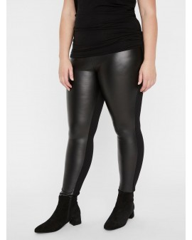 Junarose PU Mix Leggings buxur