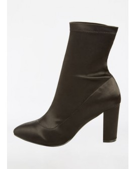 CHASE Sock booties - WIDE FIT