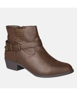 Coniac Paris Booties - Wide fit
