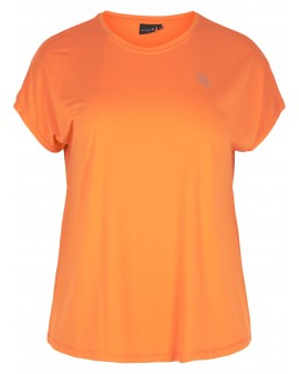 ABASIC Dryfit T shirt - Paradise Orange