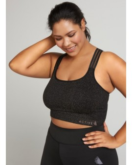 ZIZZI Gold cross Active Top