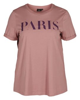 ZIZZI PARIS print T-shirt