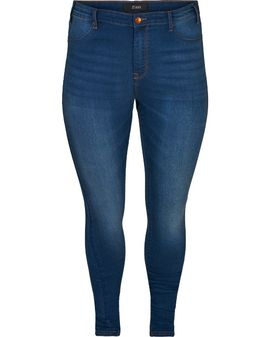 ZIZZI JANNA Jeggings - Classic blue denim