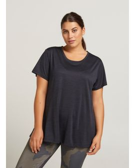 ZIZZI Active DROP T-shirt - Night SKY