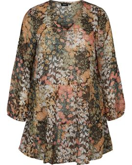 ZIZZI Marley Tunic - Mix Flower