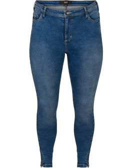 Zizzi Amy Cropped - Zip