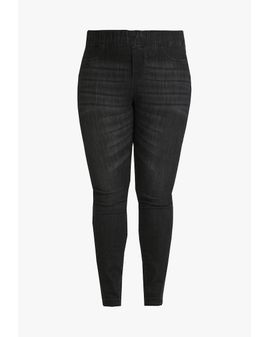 Junarose Daria Jeggings - Black