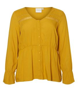 Junarose Farrow blouse