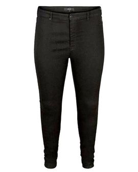 ZIZZI JANNA Jeggings - Black