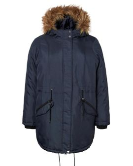 Junarose Expedition Parka - NAVY